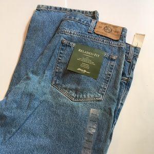 NWT Men's Jeans from Eddie Bauer